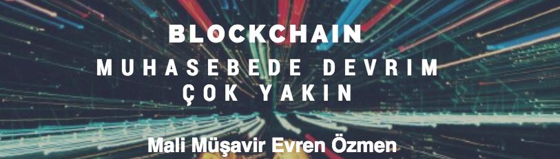 Blockchain ve Muhasebe denetimi